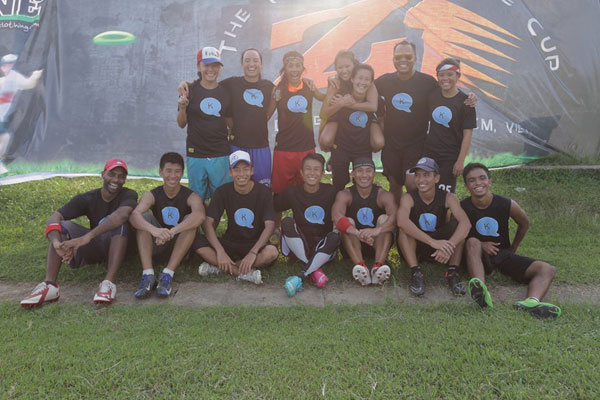 K; Zone Cup 2014