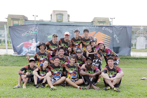 Halo Halo; Zone Cup 2014