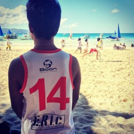 Boracay Dragons Christmas Youth Tournament 2015