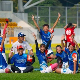 AOUC 2015: Thoughts from the Chinese Taipei Women's Team