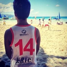 Boracay Dragons Christmas Youth Tournament 2015